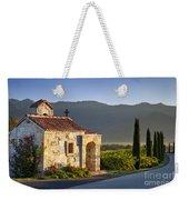 Vineyard Prayer Chapel Weekender Tote Bag