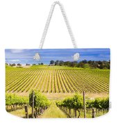 Vineyard Weekender Tote Bag