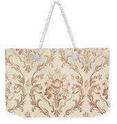 Vintage Wallpaper Weekender Tote Bag