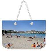 Vouliagmeni Beach Weekender Tote Bag