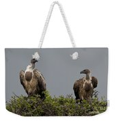 Vultures With Full Crops Weekender Tote Bag