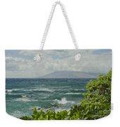 Wailea Point Maui Hawaii Weekender Tote Bag