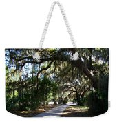 Walking Path Weekender Tote Bag