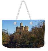 Warkworth Castle Weekender Tote Bag