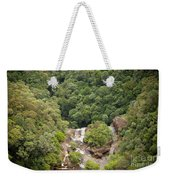 Waterfall Valley Weekender Tote Bag