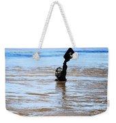 Waters Up Weekender Tote Bag