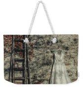 Wedding Dress Weekender Tote Bag