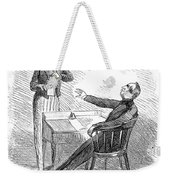 Wendell Phillips (1811-1884) Weekender Tote Bag