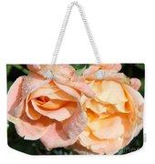 Wet Beauty Weekender Tote Bag