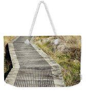 Wetland Walk Weekender Tote Bag by Les Cunliffe