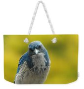 What Did You Say Weekender Tote Bag
