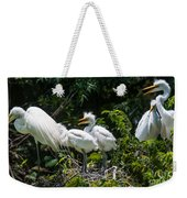 Whats For Lunch Weekender Tote Bag