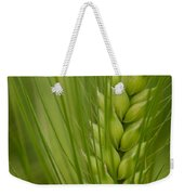 Wheat Weekender Tote Bag