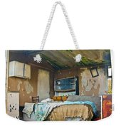 Where Do They Sleep Now Weekender Tote Bag