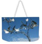 Whirlybird Weekender Tote Bag