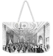 White House Reception Weekender Tote Bag