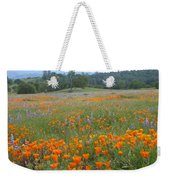 Wildflower Wonderland 10 Weekender Tote Bag