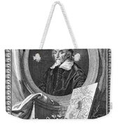 William Harvey (1578-1657) Weekender Tote Bag