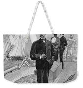 William II Of Germany (1859-1941) Weekender Tote Bag