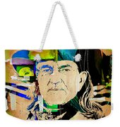 Willie Nelson Collection Weekender Tote Bag