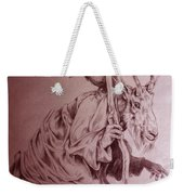 Wise Old Goat Weekender Tote Bag