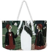 Women's Fashion, 1920 Weekender Tote Bag