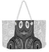 Woodcraft Ghosts Spirits Indian Native Aboriginal Masks Motif Symbol Emblem Ethnic Rituals Display H Weekender Tote Bag