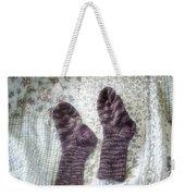 Woollen Socks Weekender Tote Bag
