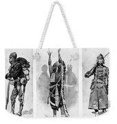Wounded Knee, 1890 Weekender Tote Bag