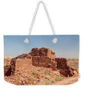 Wupatki Pueblo In Wupatki National Monument Weekender Tote Bag