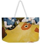 Wwii Workers, 1942 Weekender Tote Bag