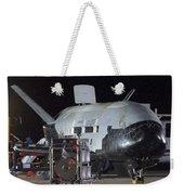 X-37b Orbital Test Vehicle, Post-landing Weekender Tote Bag