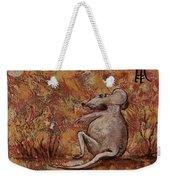 Year Of The Rat Weekender Tote Bag