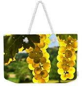 Yellow Grapes Weekender Tote Bag