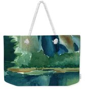 Yosemite National Park Weekender Tote Bag