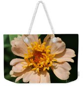 Zinnia From The Candy Mix Weekender Tote Bag