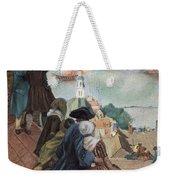 Battle Of Bunker Hill, 1775 Weekender Tote Bag