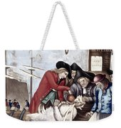 Boston Tea Party, 1773 Weekender Tote Bag