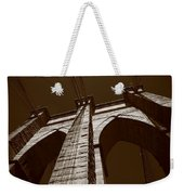 Brooklyn Bridge - New York City Weekender Tote Bag