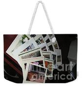 20 Discontinued Or Imperfect Greeting Cards For All Occasions Weekender Tote Bag