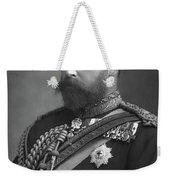 Edward Vii (1841-1910) Weekender Tote Bag