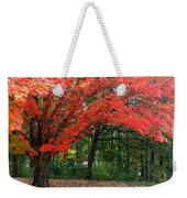 Fall Explosion Of Color Weekender Tote Bag