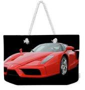 2002 Enzo Ferrari 400 Weekender Tote Bag