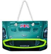 2005 Aston Martin Dbr9 Weekender Tote Bag