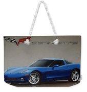 2005 Corvette Weekender Tote Bag