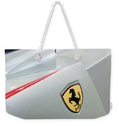 2005 Ferrari Fxx Evoluzione Emblem Weekender Tote Bag