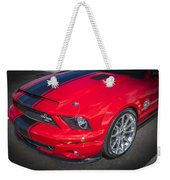 2007 Ford Mustang Shelby Gt500 427  Weekender Tote Bag
