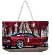 2008 Corvette Weekender Tote Bag
