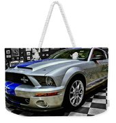 2008 Ford Mustang Shelby Weekender Tote Bag