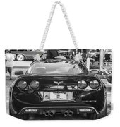 2010 Chevrolet Corvette Grand Sport Weekender Tote Bag